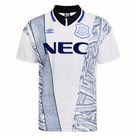 Everton 1995 Away Umbro shirt