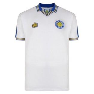 Leeds United 1978 Admiral Retro Football Shirt