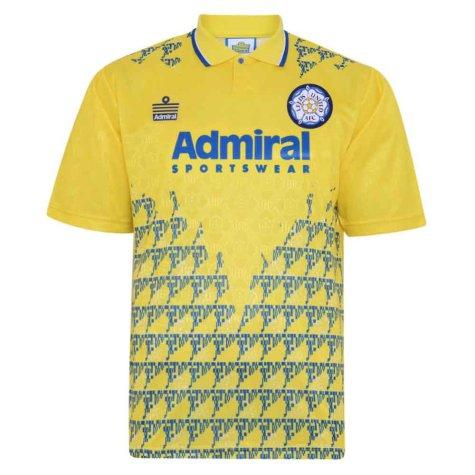Leeds United 1993 Admiral Third shirt