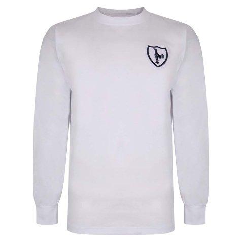 Tottenham Hotspur 1963 ECWC Final No8 shirt