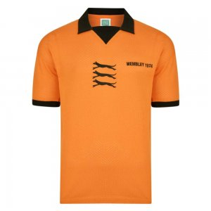 Wolves 1974 League Cup Final shirt