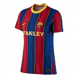 2020-2021 Barcelona Womens Home Shirt