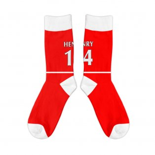 Thierry Henry 2004 Invincibles Retro Socks