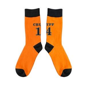 Holland 1974 Number 14 Retro Football Socks