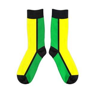 Jamaica 1998 Retro Football Socks