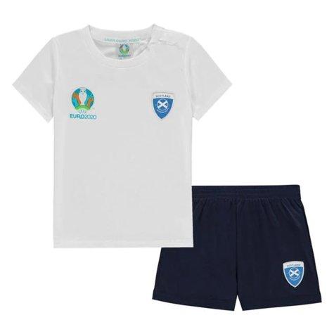 Scotland 2021 Polyester Baby Kit (White)