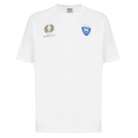 Scotland 2021 Core T-Shirt (White)