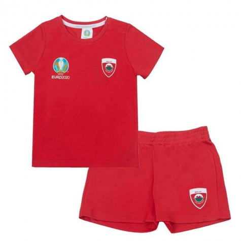 Wales 2021 Polyester Mini Kit (Red)