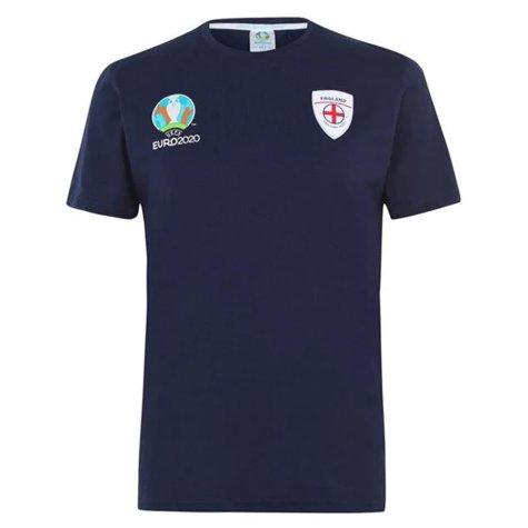 England 2021 Core T-Shirt (Navy)