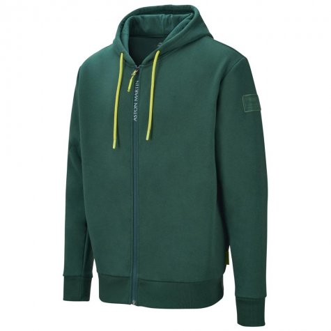 2021 Aston Martin F1 Official Lifestyle Hoody (Green)