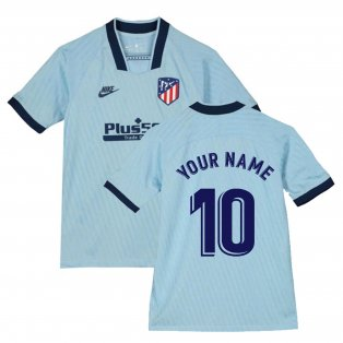 2019-2020 Atletico Madrid Third Nike Shirt (Kids) (Your Name)
