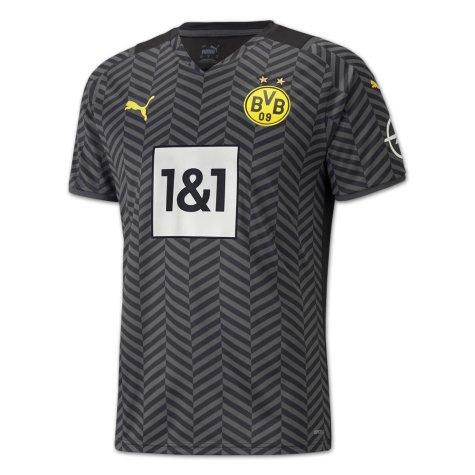 2021-2022 Borussia Dortmund Away Shirt