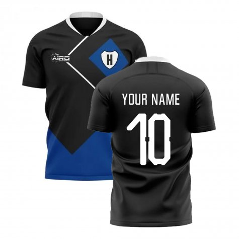 2020-2021 Hamburg Away Concept Football Shirt (Your Name)