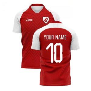 2019-2020 Charlton Home Concept Football Shirt