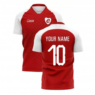 2019-2020 Charlton Home Concept Football Shirt (Your Name)