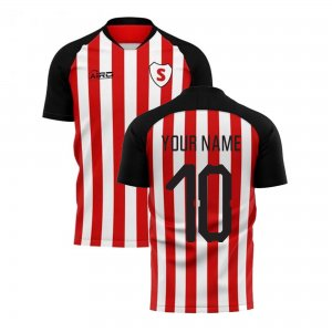 2020-2021 Sunderland Home Concept Football Shirt (Your Name)