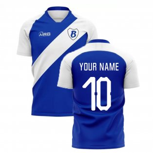 2019-2020 Birmingham Home Concept Football Shirt (Your Name)