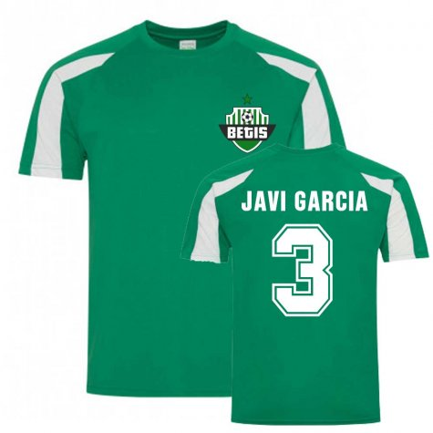 Javi Garcia Betis Sports Training Jersey (Green)