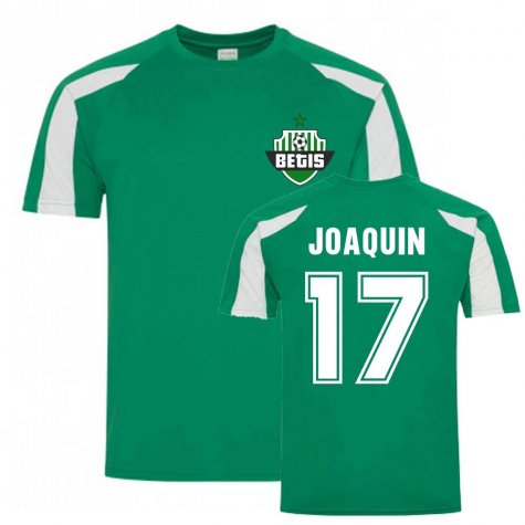Joaquin Betis Sports Training Jersey (Green)