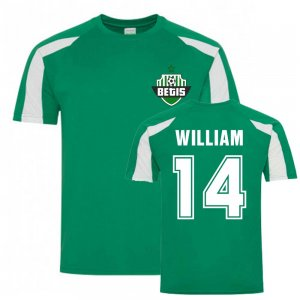 William Carvalho Betis Sports Training Jersey (Green).