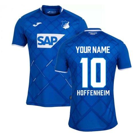 2019-2020 Hoffenheim Joma Home Football Shirt (Kids) (Your Name)