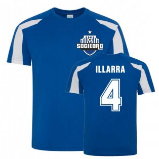 Asier Illarramendi Sociedad Sports Training Jersey (Blue-White)