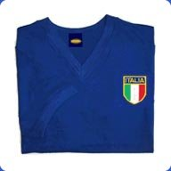 Italy 1960s Home Shirt