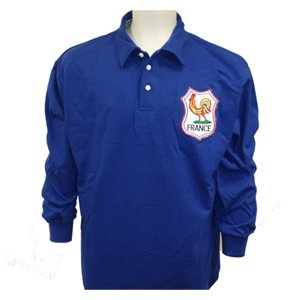 France 1954 World Cup Retro Football Shirt