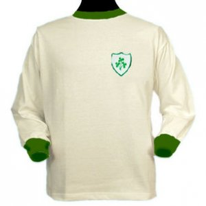 Eire 1960s and 1970s Away Shirt