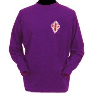 Fiorentina 1960s Retro Football Shirt