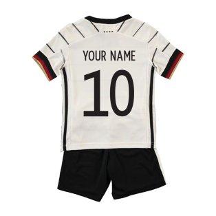 2020-2021 Germany Home Adidas Mini Kit (Your Name)
