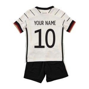 2020-2021 Germany Home Adidas Baby Kit
