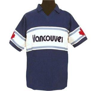 Vancouver Whitecaps 1980s Shirt