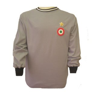 Juventus Grey Goalkeeper Shirt
