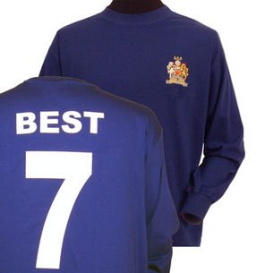 Manchester United 1968 'Best'