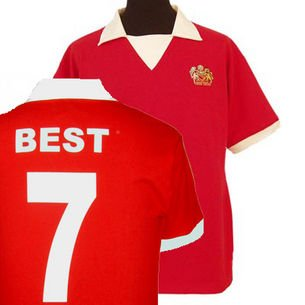 Manchester United 1970s 'Best'