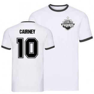 Tom Cairney Fulham Ringer Tee (White)