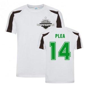 Alassane Plea MGB Sports Training Jersey (White)