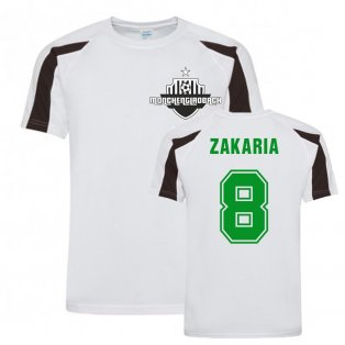 Denis Zakaria MGB Sports Training Jersey (White)