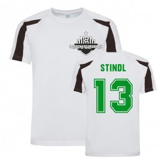 Lars Stindl MGB Sports Training Jersey (White)