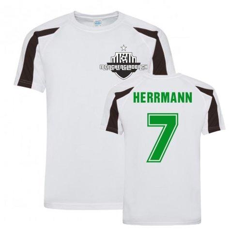 Patrick Herrmann MGB Sports Training Jersey (White)