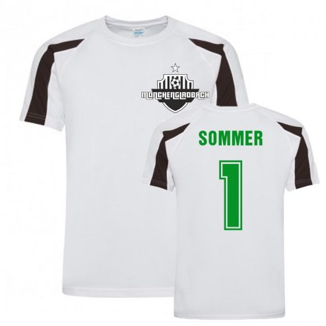 Yann Sommer MGB Sports Training Jersey (White)