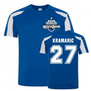 Andrej Kramaric Hoffenheim Sports Training Jersey (Blue)