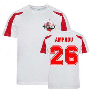 Ethan Ampadu Leipzig Sports Training Jersey (White)