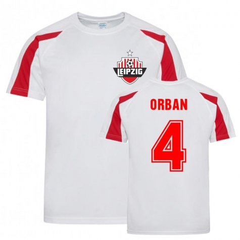 Willi Orban Leipzig Sports Training Jersey (White)