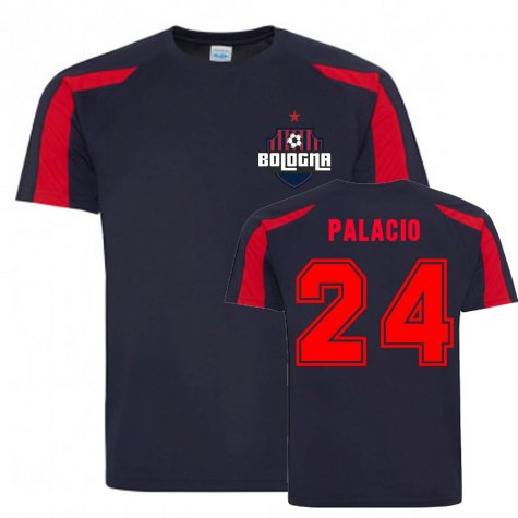 Rodrigo Palacio Bologna Sports Training Jersey (Navy)