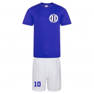 Personalised Chelsea Training Kit