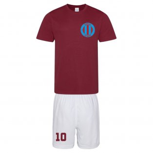 Personalised Burnley Training Kit