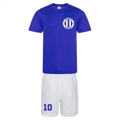 Personalised Leicester Training Kit