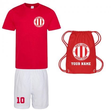 Personalised North London Training Kit Package